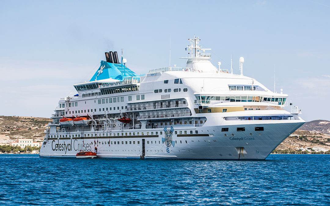 'You visited how many islands?!' Hopping around the Aegean sea in style with Celestyal Cruises