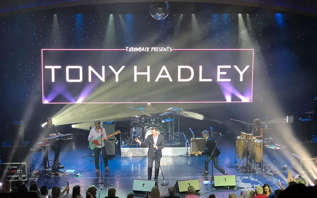 Q&A with Tony Hadley, Spandau Ballet
