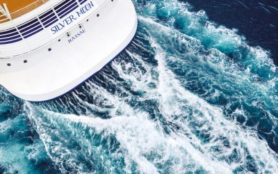 By the light of the Silver Moon: Silversea's innovative new ship is set to shine