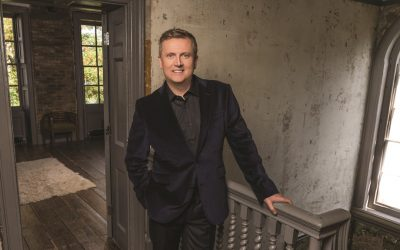 It's music to our ears! Classical performer Aled Jones to join maiden voyage of APT's new ship