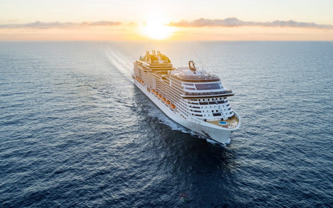 MSC Cruises ticks the environmental box with its new next-generation ships