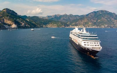 Azamara's new owners add a sister ship to the boutique fleet