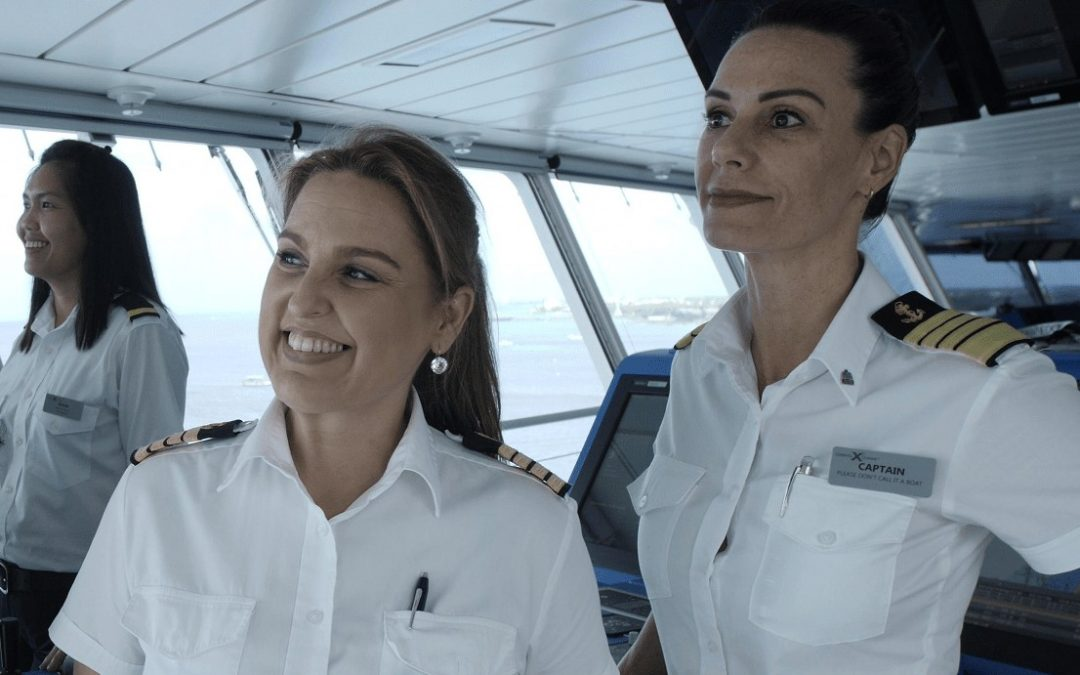 International Women's Day: celebrating the inspirational ladies of cruise