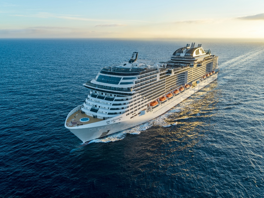 No vaccinations needed for family cruises around UK this summer with MSC