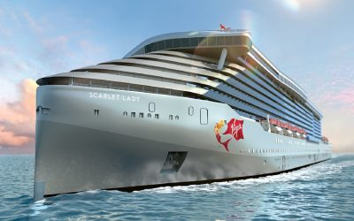 Summer Soiree: Virgin Voyages' Scarlet Lady to make its debut in the UK
