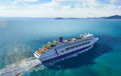 'We won't be stuffy.' New British cruise line launches to offer over 50s a 'friendly, authentic' cruise experience