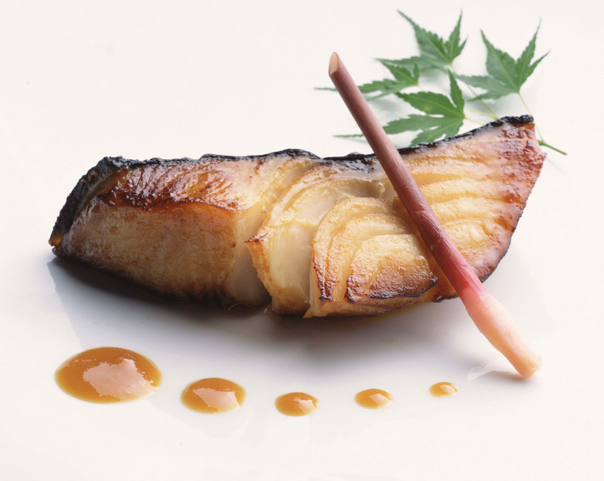 Nobu's world-famous Black Cod with Miso to make at home