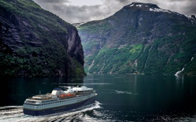 New cruise line alert! Havila Voyages is set to bring environmentally responsible sailing to the Norwegian coast