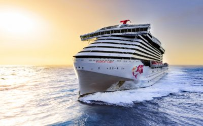 50 Shades of Scarlet – Why Richard Branson's First Ship Will Really Float Your Boat
